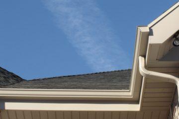6 inch K style gutters installation